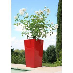 JARDINIÈRE - BAC A FLEUR RIVIERA Pot de fleurs Nuance - Carré - 29 x 29 x H