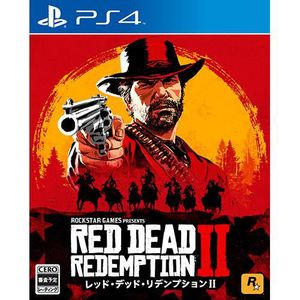 JEU PS4 Rockstar Games Red Dead Redemption 2 SONY PS4 PLAY