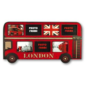 cadre photo london achat vente cadre photo london pas cher cdiscount. Black Bedroom Furniture Sets. Home Design Ideas