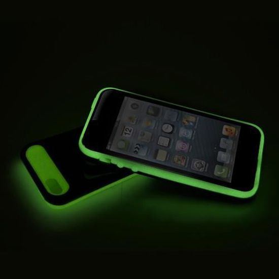 Coque iPhone 5 Phosphorescente - Cdiscount Téléphonie
