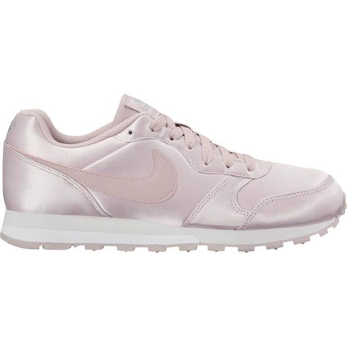 sneakers nike femme rose