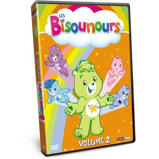 DVD DESSIN ANIMÉ DVD Bisounours, vol.2