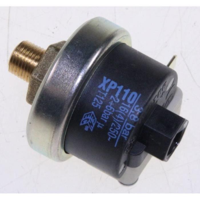 Pressostat 3.8 bars 7nprf0605 pour petit electromenager ASTORIA - BVMPIECES