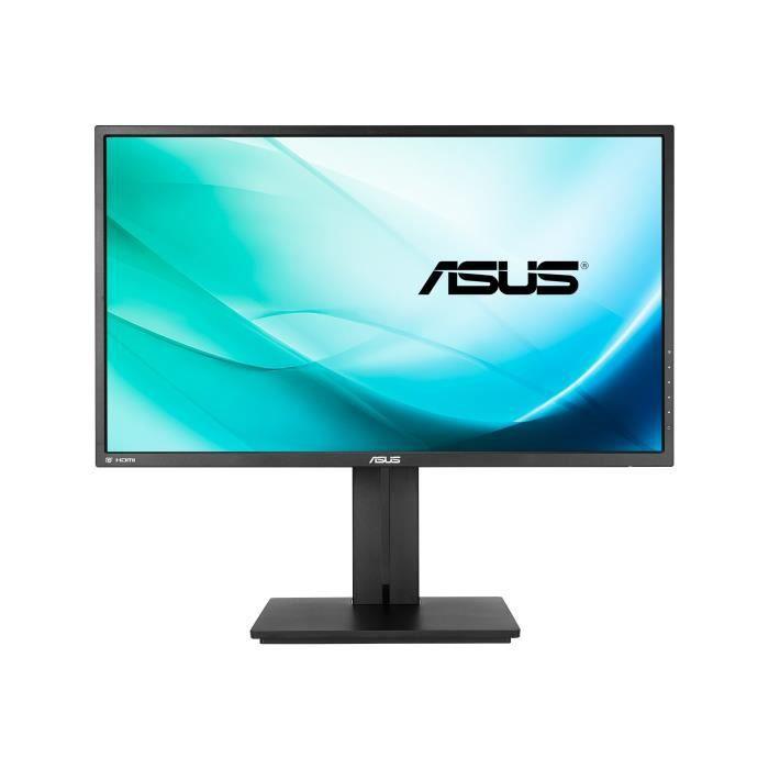 ASUS PB277Q Écran LED 27- 2560 x 1440 QHD TN 350 cd-m² 1 ms HDMI, DVI-D, VGA, DisplayPort haut-parleurs noir