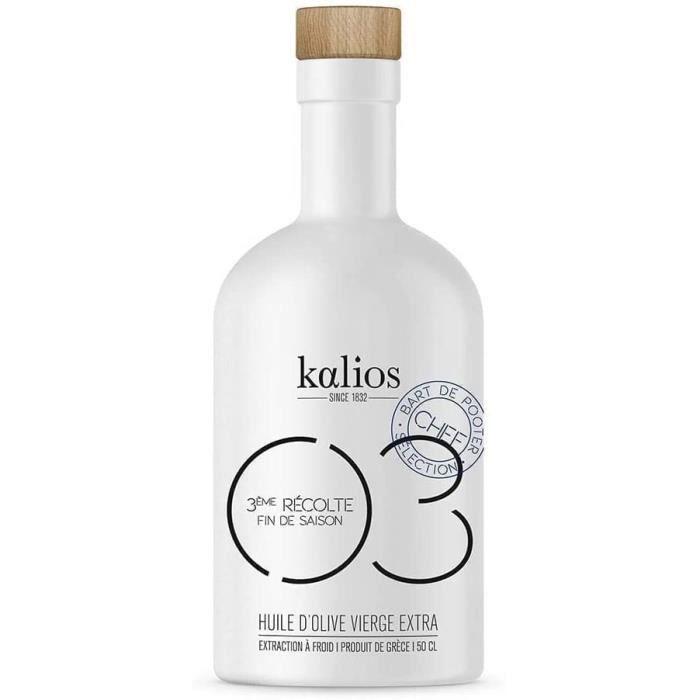 Huile d'Olive Kalios - 03 Récolte fin de saison