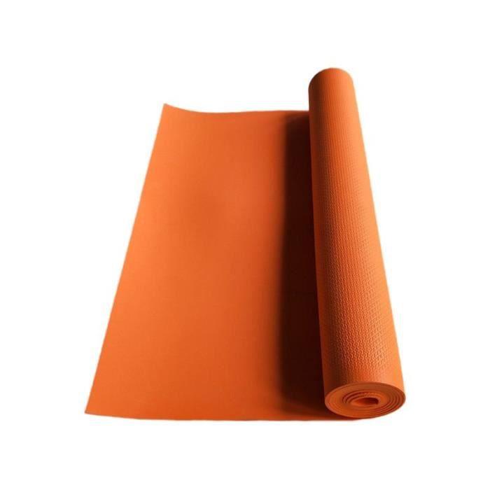 Équipement de forme physique Y98F de couverture de musculation d'exercice de tapis de Yoga d'eva antidérapant ép CC2343