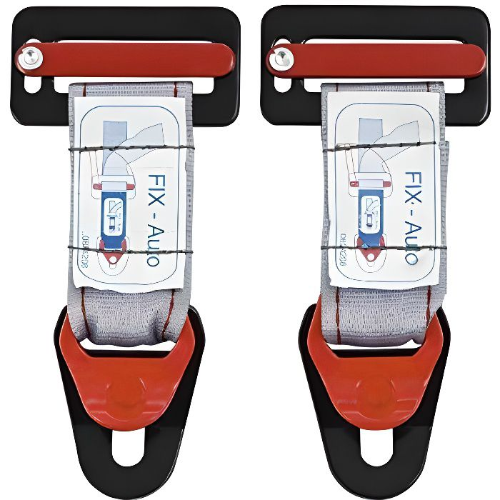 Bébé Confort Kit Fix Auto pour Nacelle Windoo - 95000045