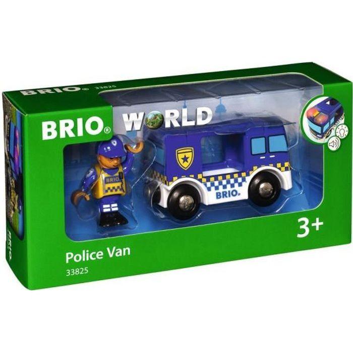Camion de Police Son et Lumière