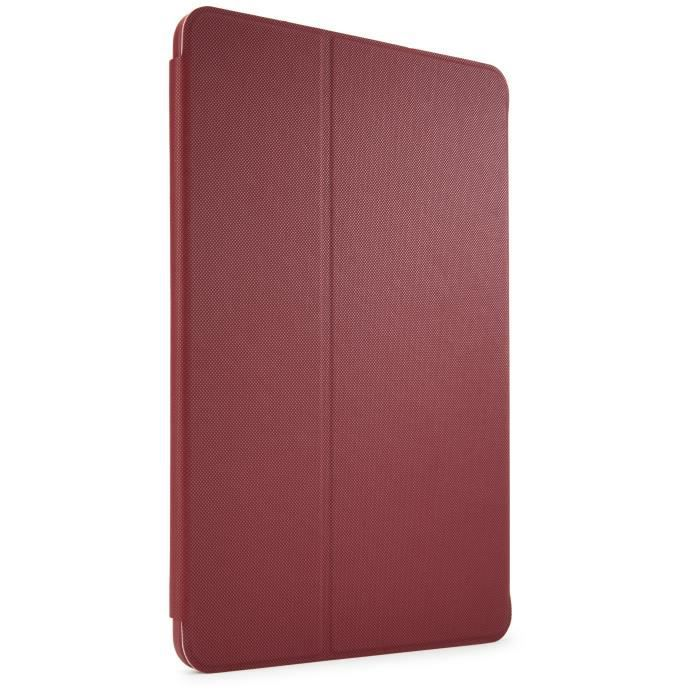 CASE LOGIC - SNAPVIEW FOLIO- IPAD 10IN RED IPAD 7TH GE - Couleur:Noir