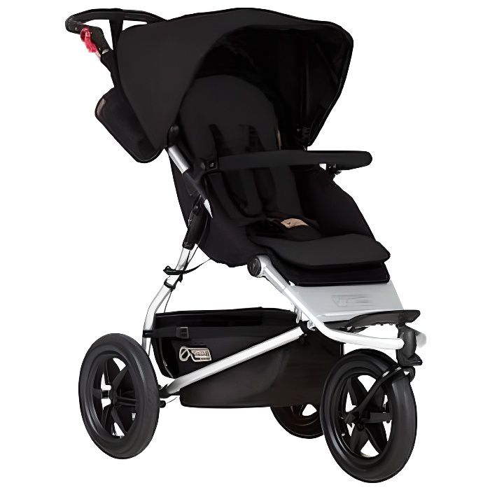 Poussette Mountain Buggy Urban Jungle 3.0 Noire