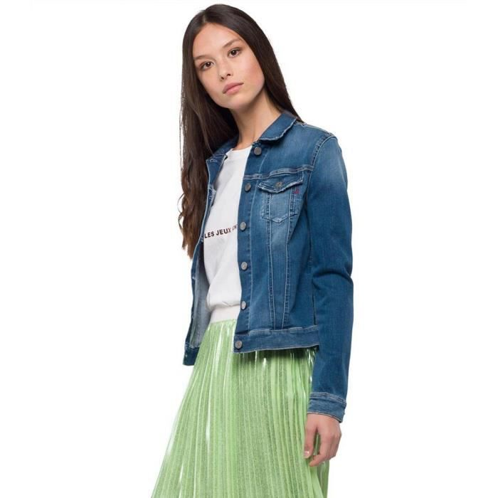 Vêtements femme Vestes Replay Wa7651