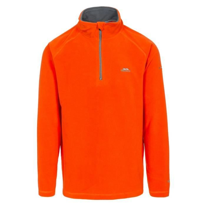 Trespass - Polaire BLACKFORD - Homme (Orange vif)
