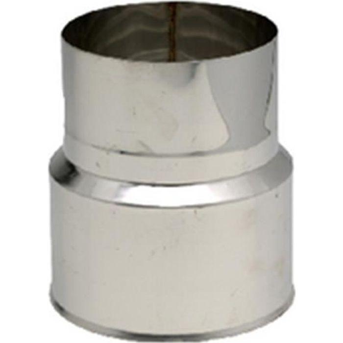Ten Réduction Inox 304 F M diamètre : 139 125 Réf. 613925