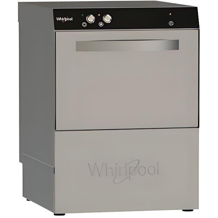 Whirlpool EDM 5 DU, Autonome, Acier inoxydable, Noir, boutons, Tactil, 3900 W, 565 mm