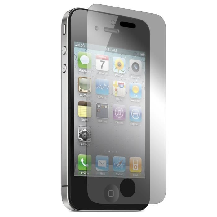 film prot ge ecran apple iphone 4 4s achat film protect t l phone pas cher avis et meilleur. Black Bedroom Furniture Sets. Home Design Ideas