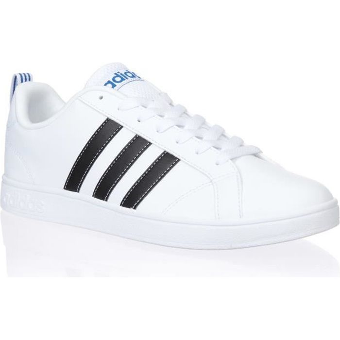 ADIDAS ORIGINALS Baskets VS Advantage Homme Blanc et noir