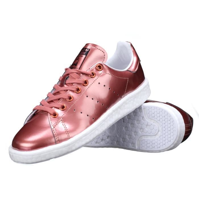 Basket Adidas Stan Smith W Bb0107 Bronze