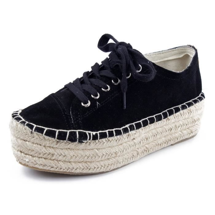 Slip Flats Taille 3ctffq Sneakers On Pumps Espadrilles 37 Shoes 4vfqqw
