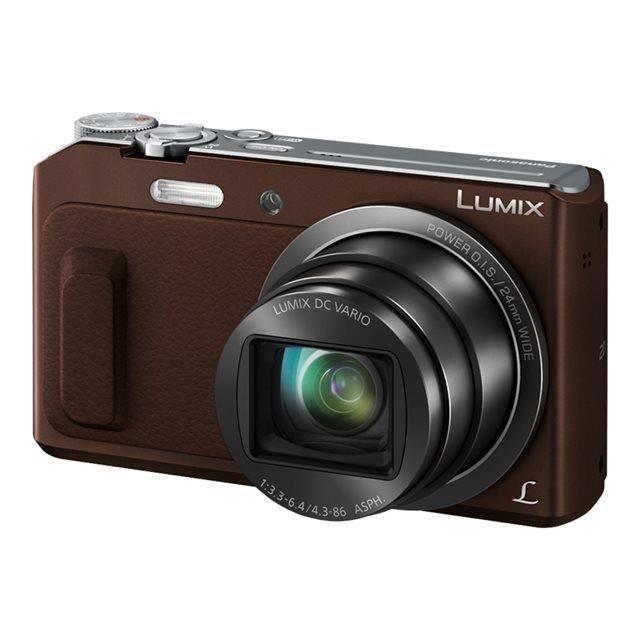 APPAREIL PHOTO COMPACT Appareil photo numérique Panasonic DMC-TZ58EG-T ma