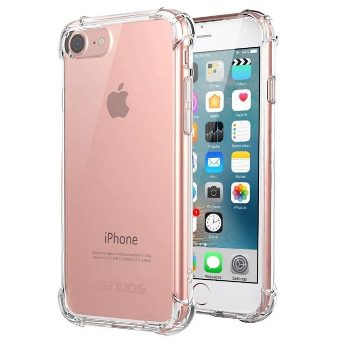 coque selicone iphone 8