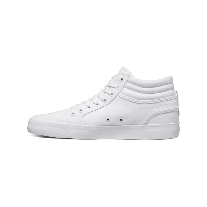 Chaussure DC Evan Smith TX Signature Series Blanc-Blanc 3dP5DdmYYD