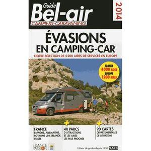 GUIDES MONDE Guide Bel-air camping-caravaning