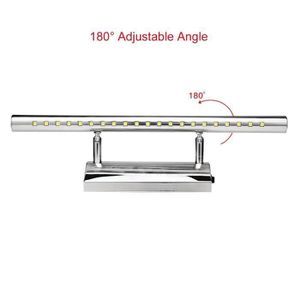 AMPOULE - LED Lampe pour Miroir Tableau Applique Murale 5W LED a
