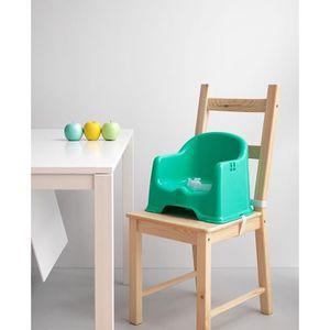 RÉHAUSSEUR SIÈGE  Rehausseur de chaise pour Bébé couleur Aqua