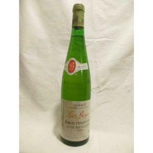 VIN BLANC pinot gris léon beyer cuvée particulière blanc 198