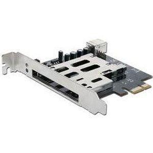 CARTE CONTROLEUR Adaptateur Express Card vers PCI Express 1X