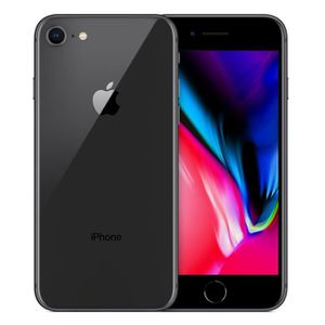 SMARTPHONE Renewd Apple iPhone 8 recondionné - 64GB Gris sidé