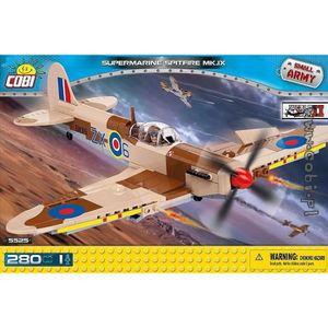ASSEMBLAGE CONSTRUCTION Spitfire Supermarine Mk. IX Cobi