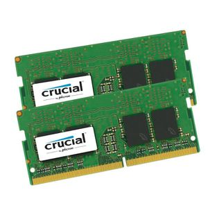 MÉMOIRE RAM Crucial kit 8Go DDR3 1600MHz    CT2KIT51264BF160B