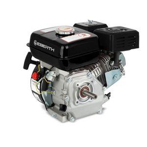 MOTEUR COMPLET EBERTH 6,5 CV Moteur à essence thermique (20 mm Ar