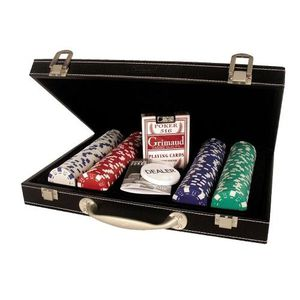 MALETTE POKER FRANCE CARTES - JEU DE CARTE - COFFRET POKER FA…