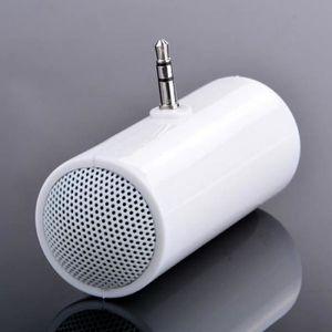ENCEINTE NOMADE 3,5 mm haut-parleur Portable stéréo Mini musique M