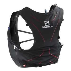 SAC A DOS TECHNIQUE SALOMON Sac à dos de running ADV Skin 5 Set - Noir