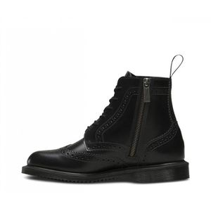BOTTINE Boots Dr Martens Delphine Smooth - 22650001-DELPHI