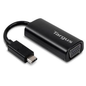 CÂBLE INFORMATIQUE TARGUS Adaptateur USB-C vers VGA - Noir