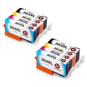 CARTOUCHE IMPRIMANTE Cartouches d'encre compatible avec HP 364 XL Noir/