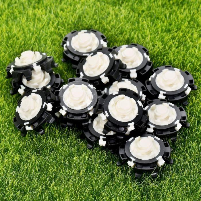 Picots de rechange pour chaussures de Golf TPR, 14 pièces, goujons à vis à torsion rapide, accessoires de Golf Stinger, [EEE2111]