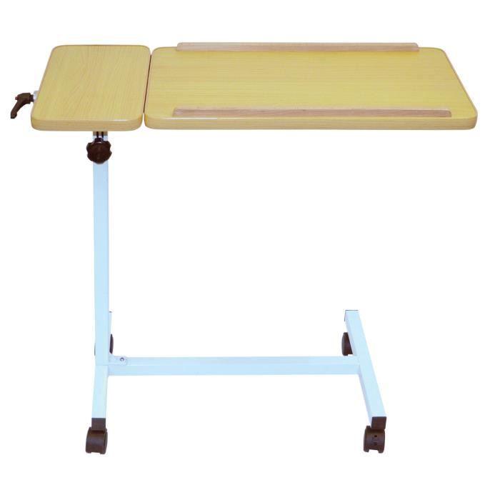 Plat de service deluxe - Table de lit - Aidapt VG832D
