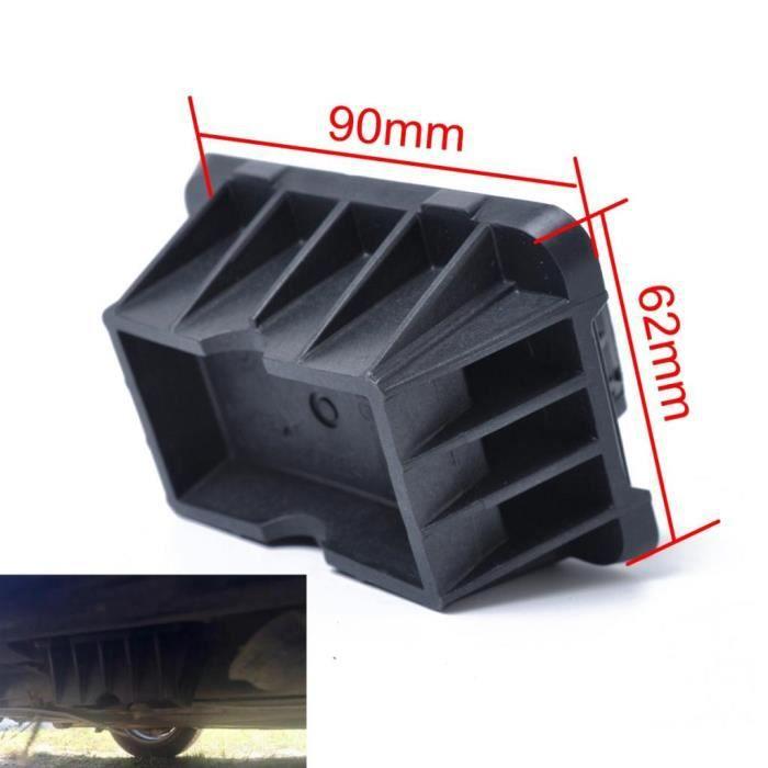 2x Jack Pad ,Power Pad ,Tampon pour Cric avec Conception Antidérapante pour BMW E82 E90 E91 51717237195