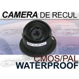 Caméra de recul couleur Orientable, mirroir, vi…