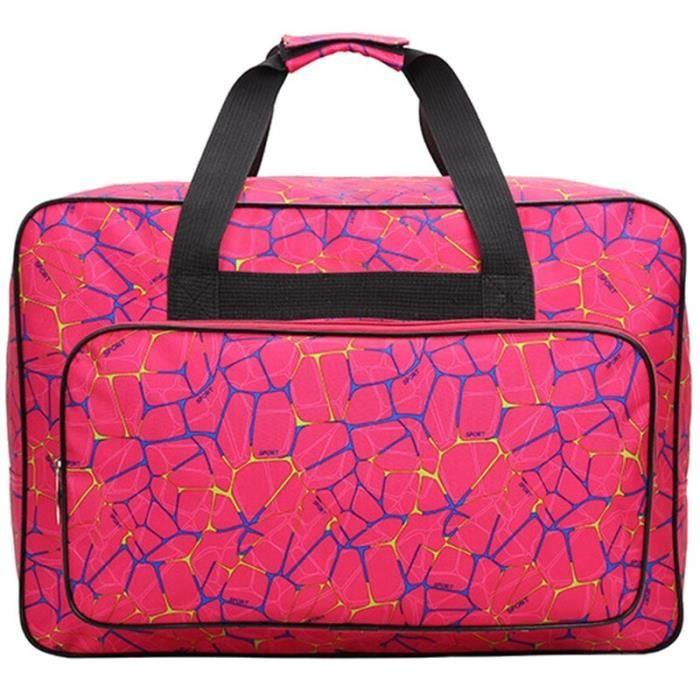 CHA sac de Machine à coudre grande capacité sac de rangement Portable de voyage sac de Machine à coudre outil de couture