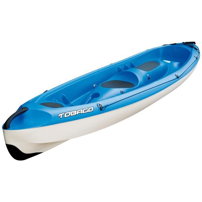 BIC SPORT Kayak Tobago 2 + 1 places - Bleu