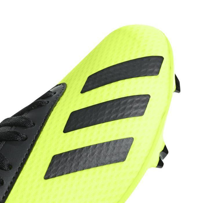 Chaussures de football kid adidas X 18.3 FG