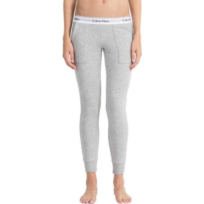 Vêtements femme Pyjamas Calvin Klein Modern Cotton Bottom Pant Jogger