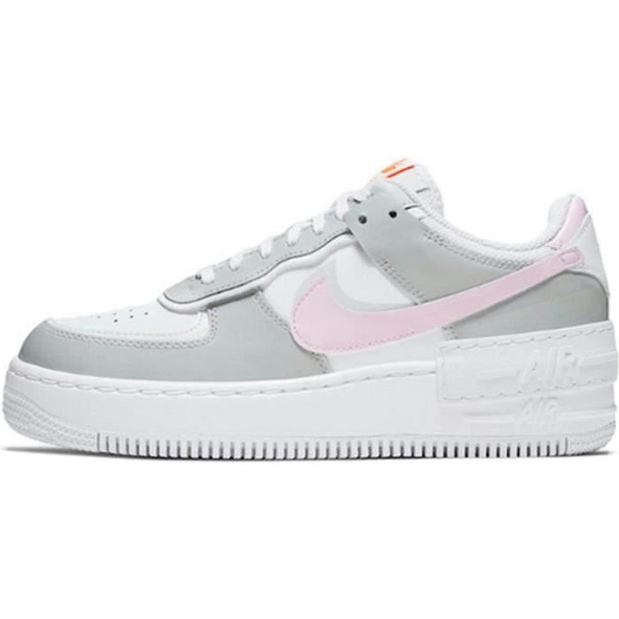 Basket Air Force 1 Shadow Air Force One AF 1 Low Chaussures de Running Femme CZ0307-1100