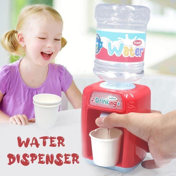 Mini distributeur d'eau enfants semblant jouer jouets Mini distributeur d'eau jouet à boire pour enfants